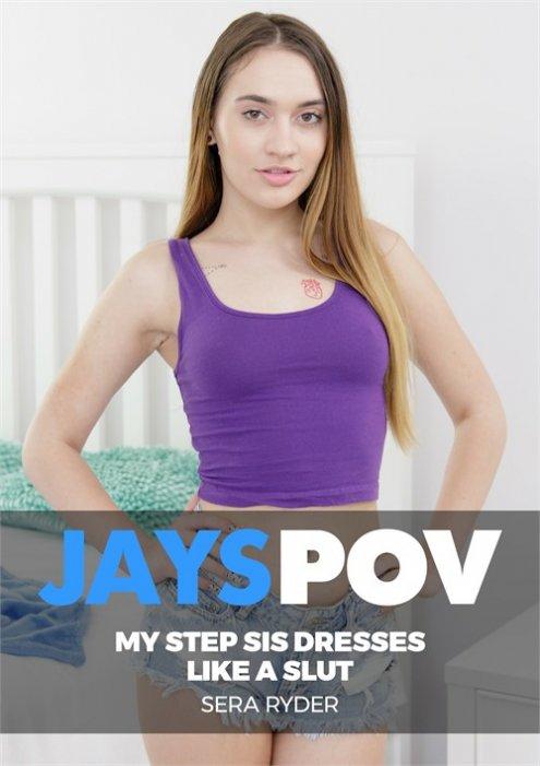 My Step Sis Dresses Like a Slut