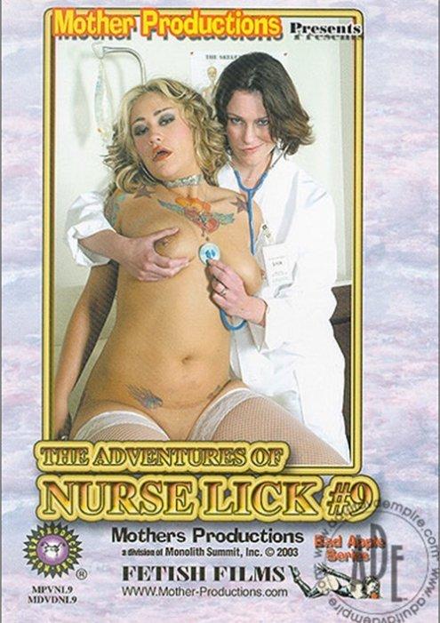 Dvd lick nurse 14