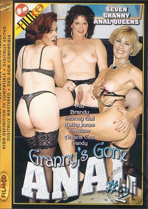 Granny's Gone Anal #2