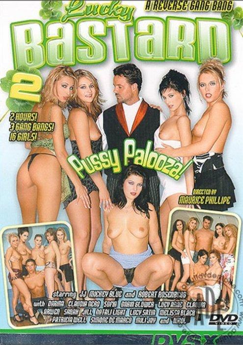 Lucky Bastard 2: Pussy Palooza