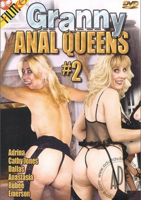 Granny Anal Queens #2