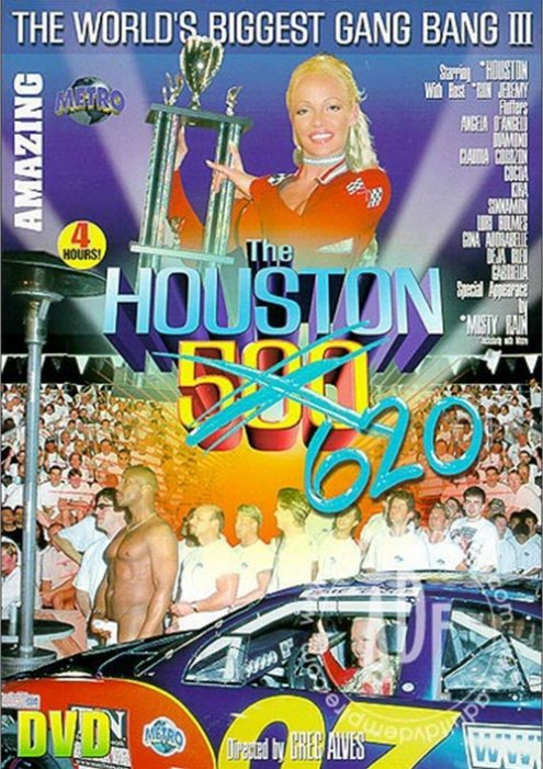 World's Biggest Gang Bang 3: The Houston 620