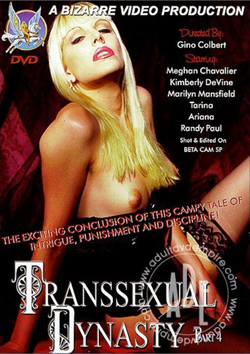 Transsexual Dynasty Part 4 Boxcover
