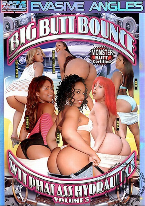 Big butt bounce wit phat ass hydraulics, naked people having hard core sex