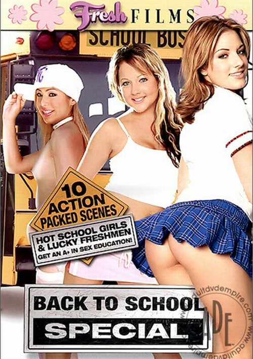 Back To School Special Boxcover