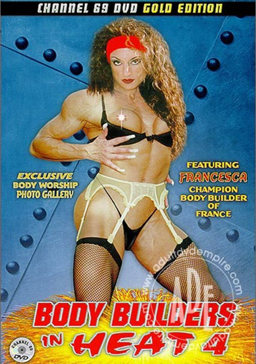 Body Builders In Heat 4 Boxcover