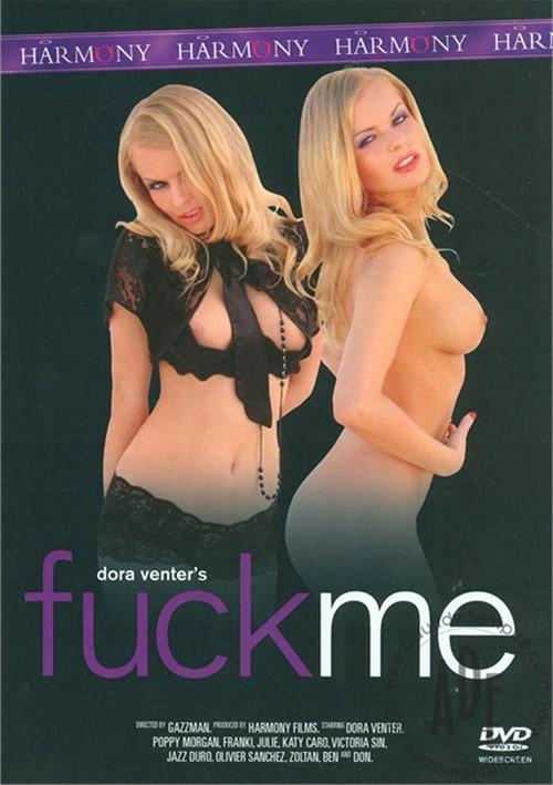 Dora Venter's Fuck Me Boxcover