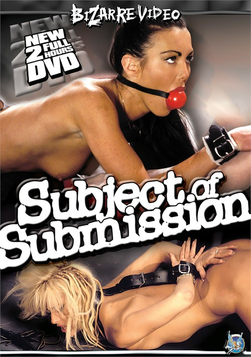 Subject of Submission Boxcover