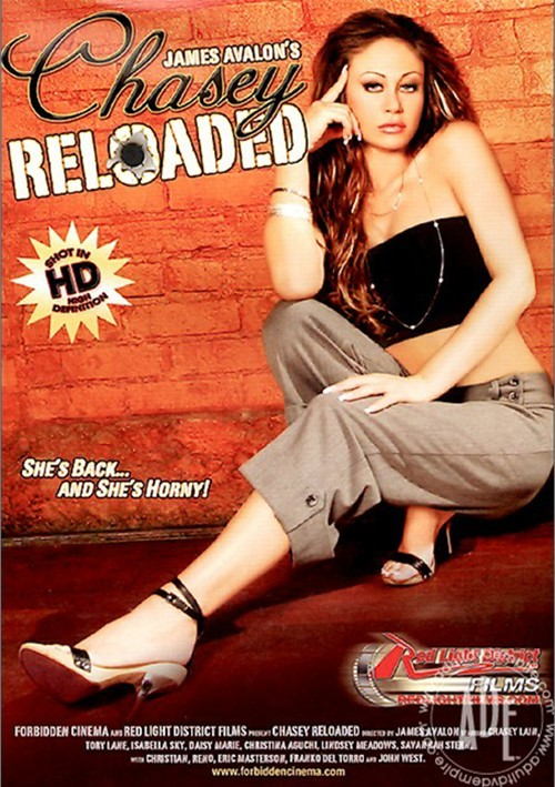 Chasey Reloaded Boxcover