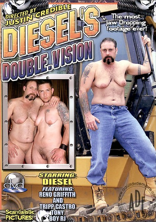 Diesel's Double Vision Boxcover