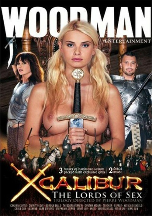 Xcalibur: The Lords of Sex Boxcover