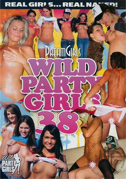 Wild party girls naked 4