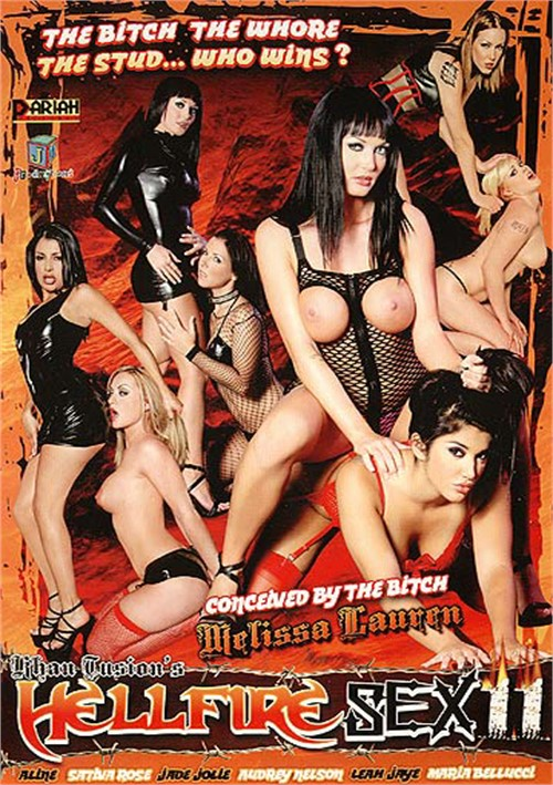 Hellfire Sex #11 Boxcover