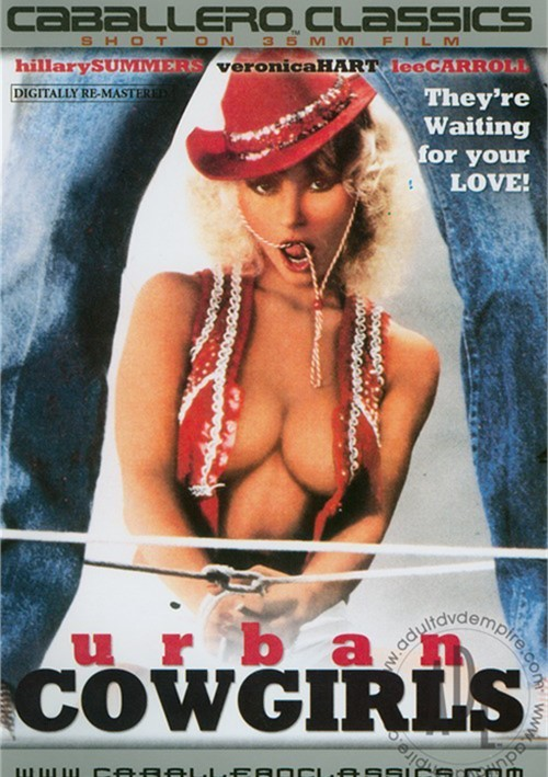 Urban Cowgirls Boxcover