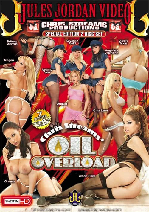 Oil Overload Boxcover