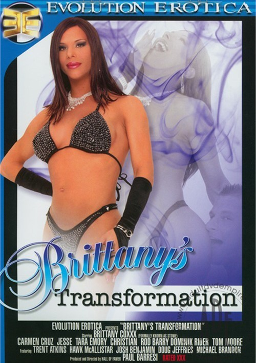 Brittany's Transformation Boxcover