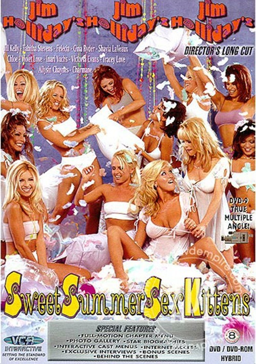 Sweet Summer Sex Kittens Boxcover