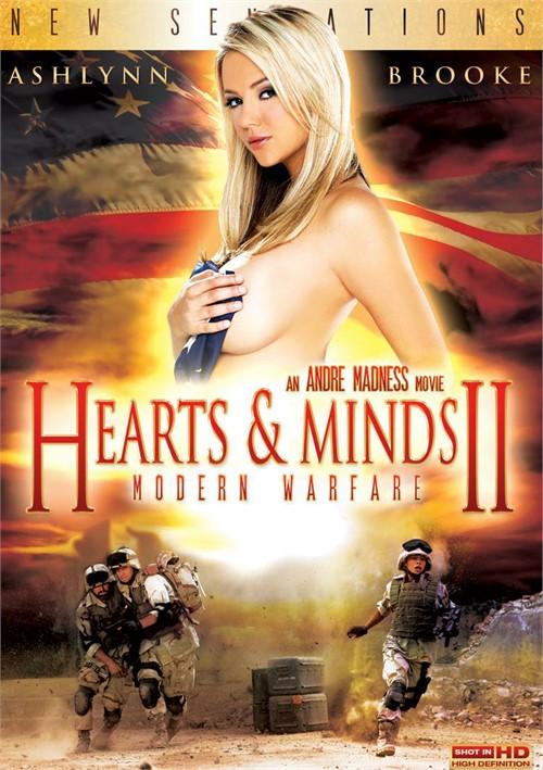 Hearts & Minds 2: Modern Warfare Boxcover