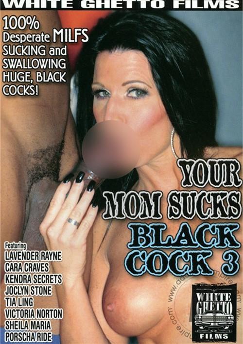 sucking black dick white milf