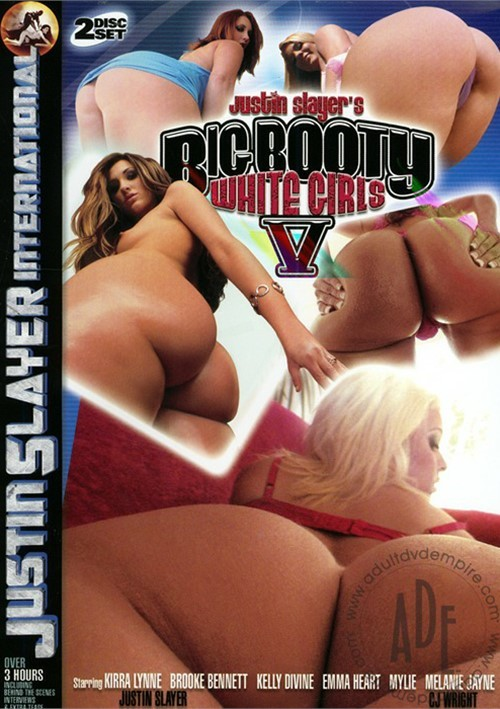 Big Booty White Girls 5 Boxcover