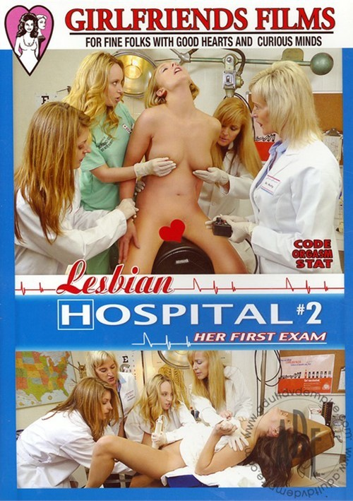 Lesbian Hospital #2: Her First Exam Boxcover