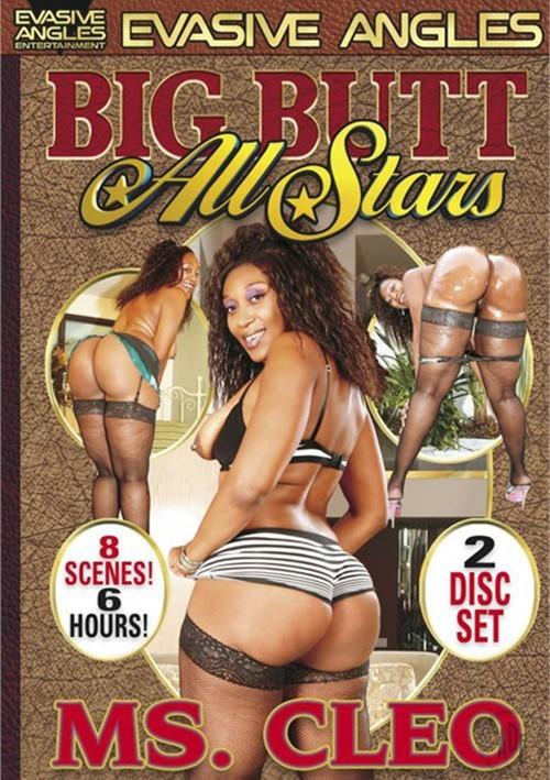 Big Butt All Stars Ms Cleo  Evasive Angles  Sugarinstant-1580