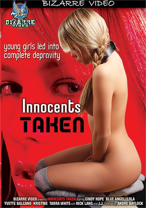 Innocents Taken Boxcover