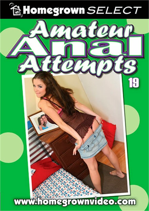 amateur anal attempts 19 porn