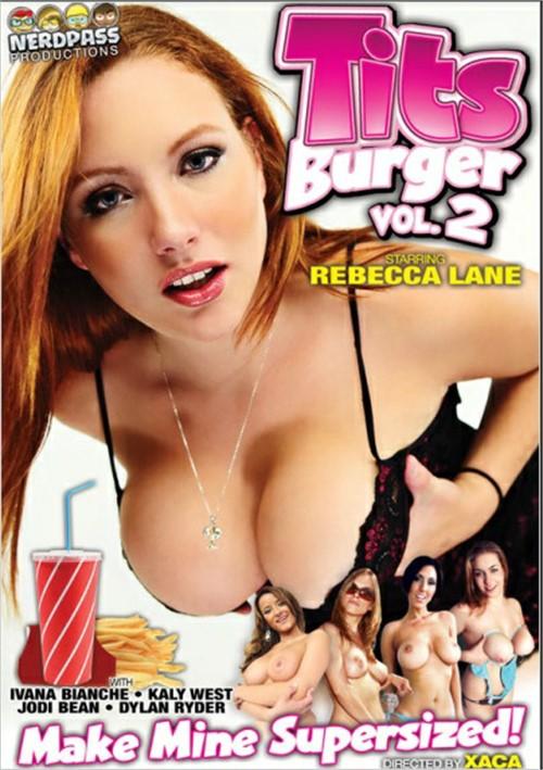 Tits Burger Vol. 2 Boxcover