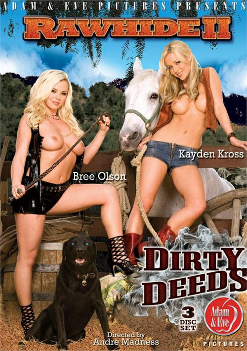 Rawhide II: Dirty Deeds Boxcover