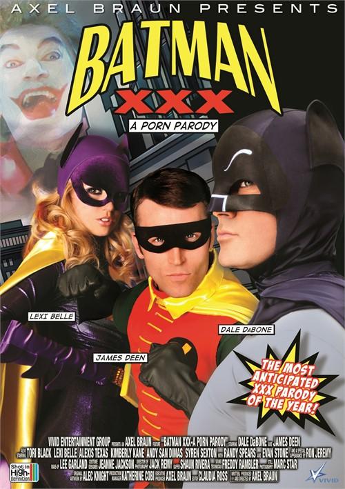 Batman XXX: A Porn Parody image