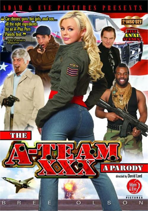 A-Team, The: A XXX Parody Boxcover