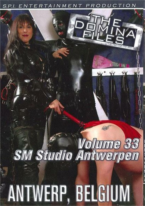 Domina Files 33, The Boxcover