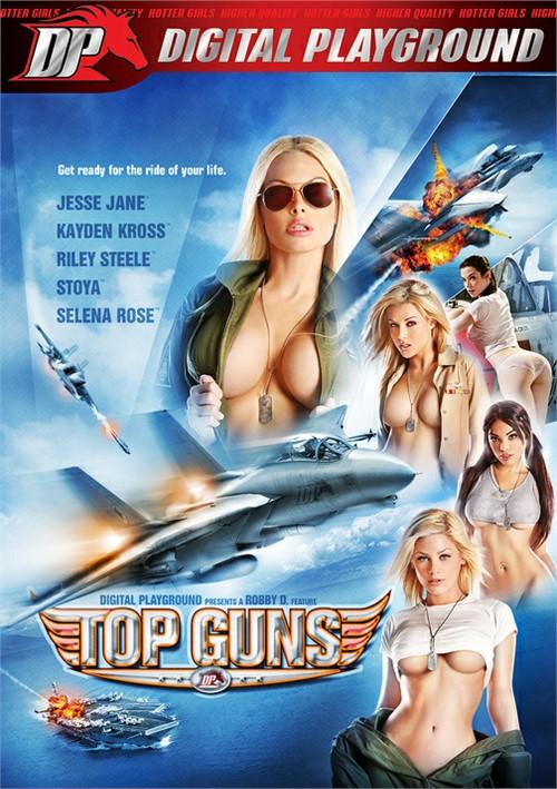 Top Guns (DVD + Blu-ray Combo) image