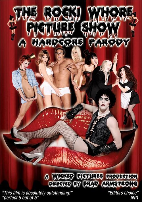 Rocki vixen Picture Show: A horny Parody image