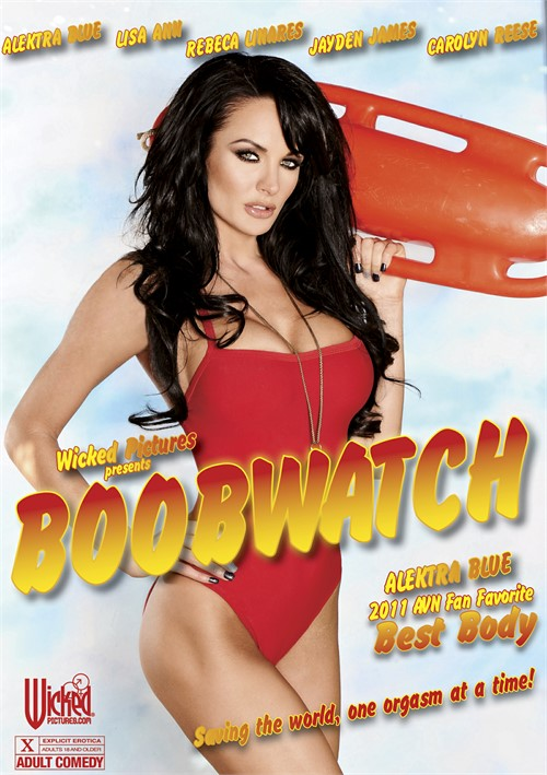 Boobwatch Boxcover