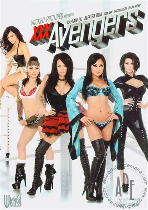 XXX Avengers image