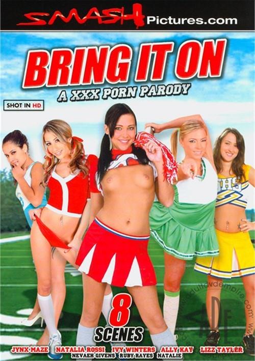 Bring It On: A XXX Porn Parody Image
