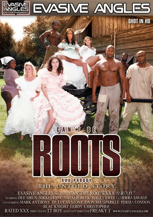 Can't Be Roots XXX Parody: The Untold Story Boxcover
