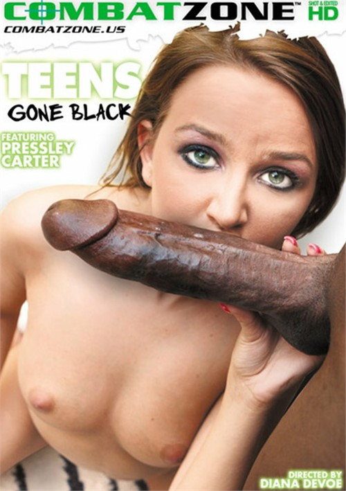 Teens Gone Black Boxcover