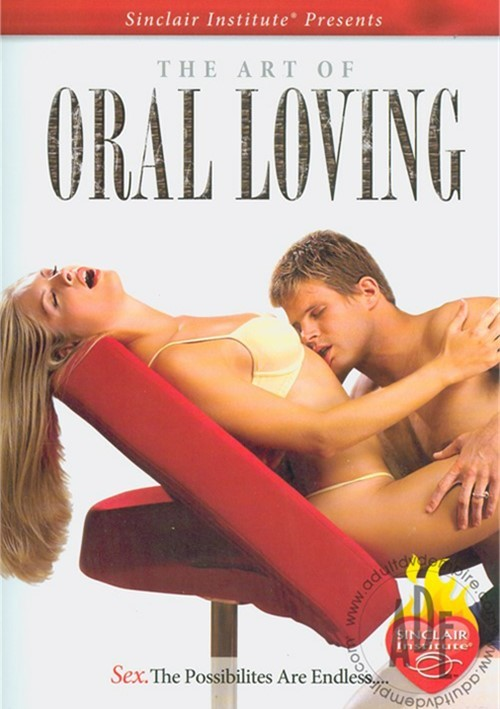 Art Of Oral Loving, The Boxcover