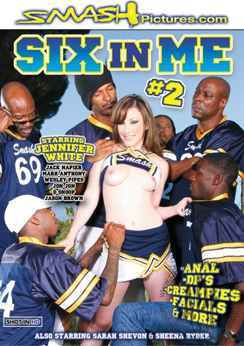Six In Me #2 Boxcover