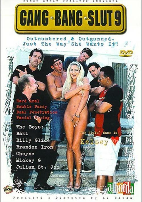 Gang Bang Slut 9 Boxcover