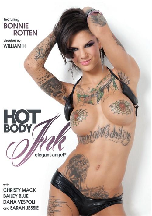 Hot Body Ink image