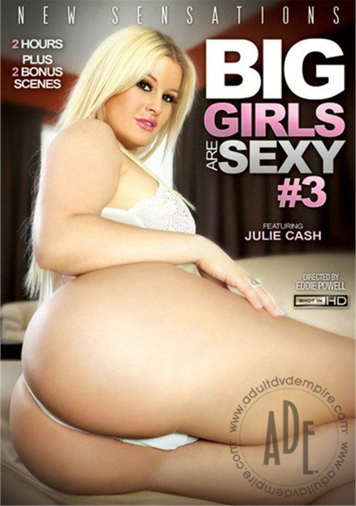 Big Girls Are Sexy #3 Boxcover