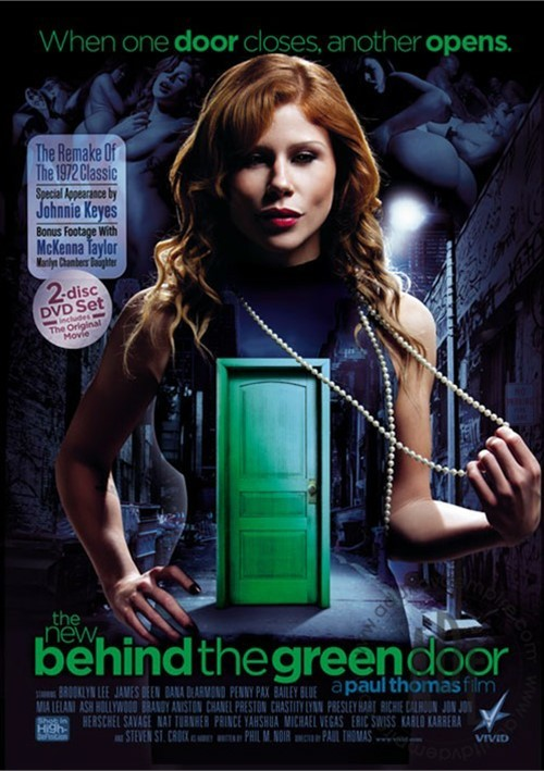 New Behind The Green Door, The image