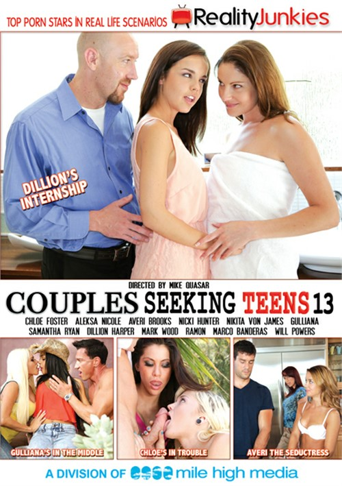 Couples Seeking Teens 13 Boxcover