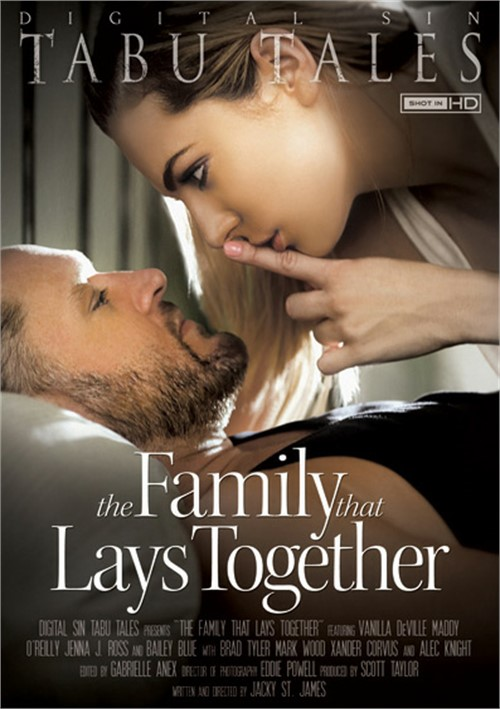 Family That Lays Together, The Boxcover