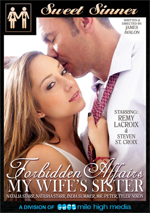 Forbidden Affairs My Wife's Sister image