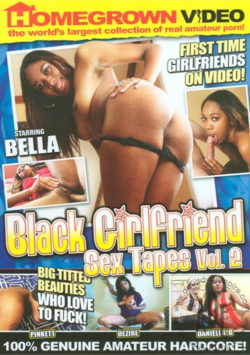 Black girl prono